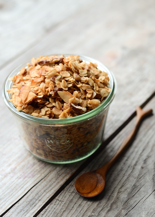 The Best Granola Recipe