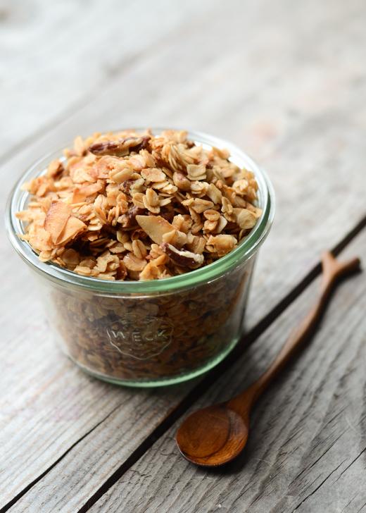 The Best Granola Recipe