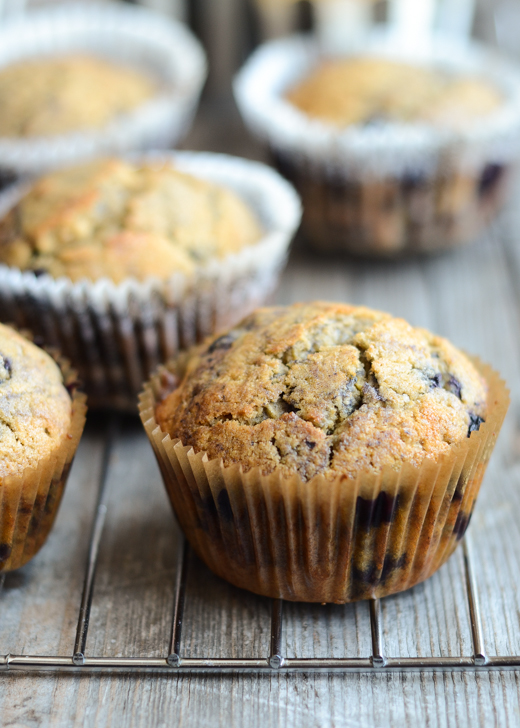 Blueberry Muffins | Buttered Side Up