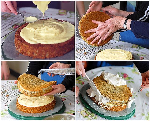Grandma's Cooking School: Poppy Seed Torte