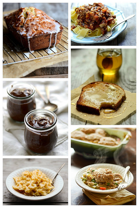 Top Recipes from Buttered Side Up