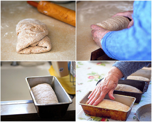 Grandma's Cooking School: Homemade Bread & Sweet Rolls
