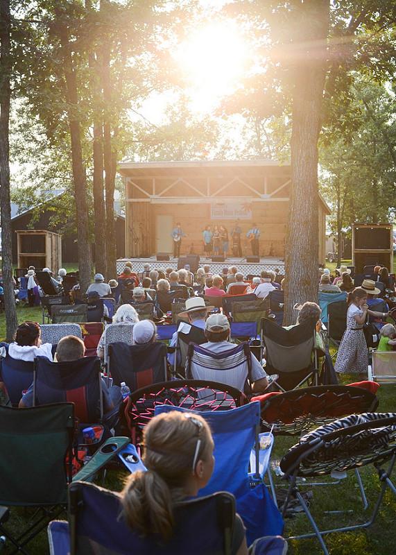 Lake Itasca Family Music Festival