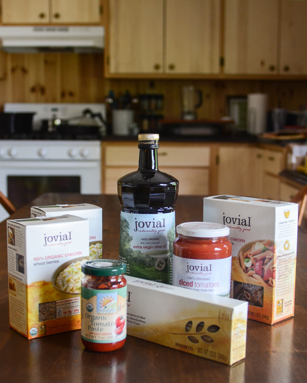 Jovial Foods Review + Giveaway