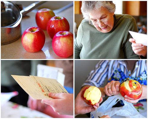 Grandma's Cooking School: Apple Strudel