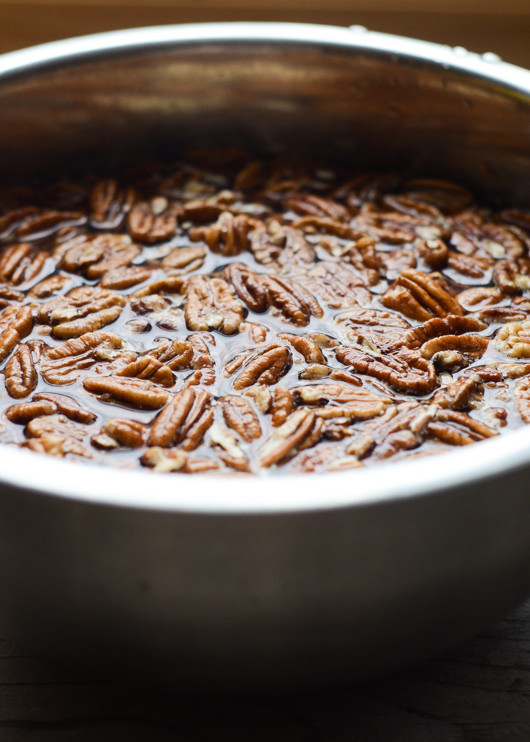 Soaked Pecans | Buttered Side Up