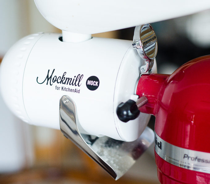 Mockmill Grain Mill Review + Giveaway
