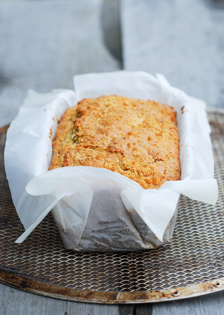Seed Cake | Buttered Side Up