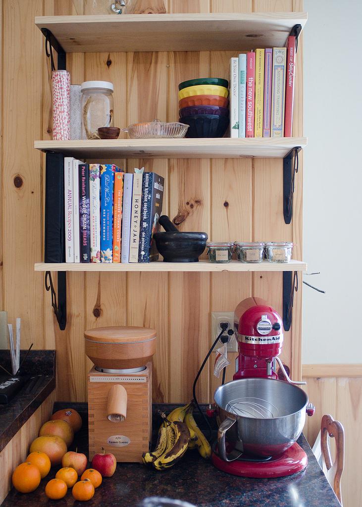 Organizing My Kitchen