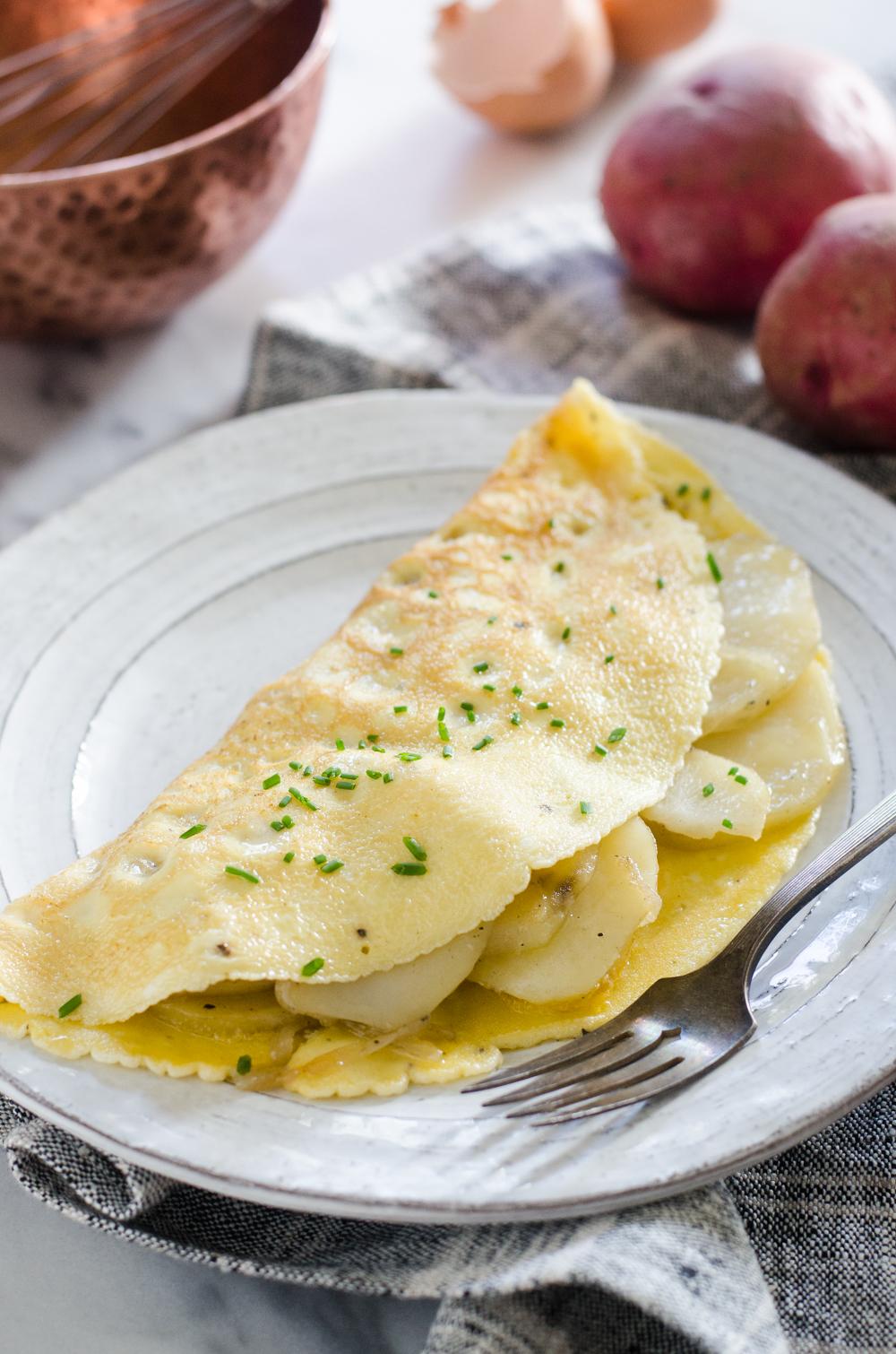 Easier Spanish Omelette
