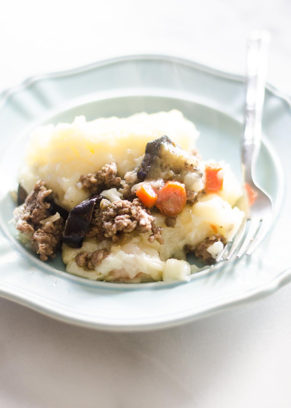 Butcher Box Review Meal 7 - Shepherd's Pie