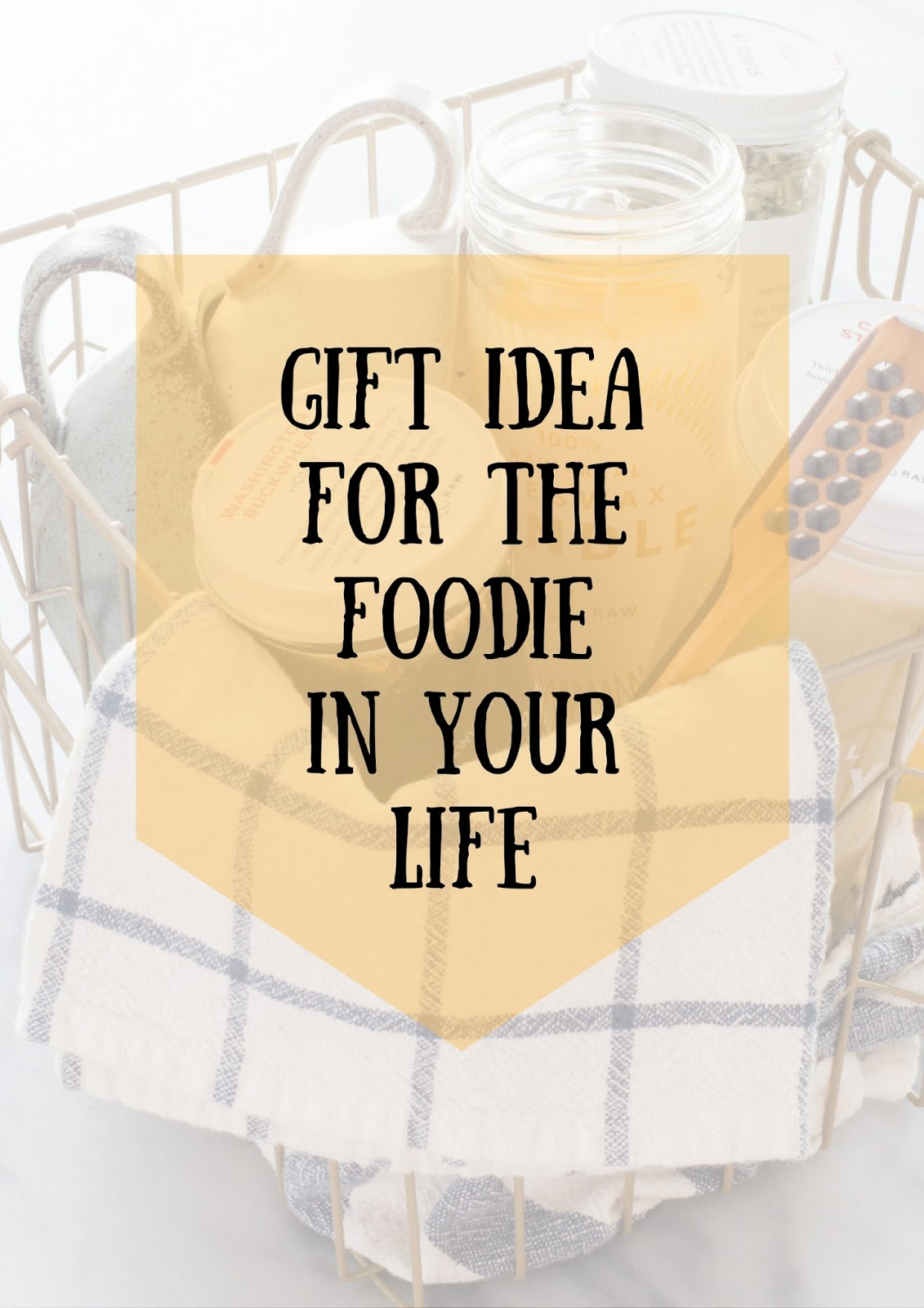 Gift Ideas for the Foodie in Your Life