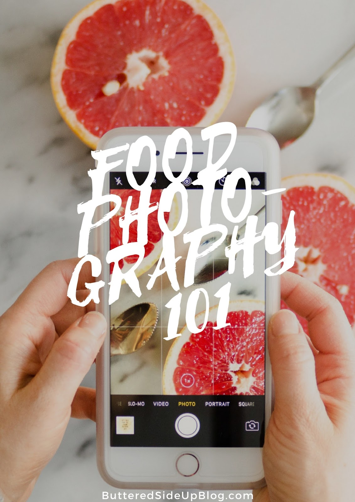 Food Photography 101: How to Take Better Photos with ANY Camera!