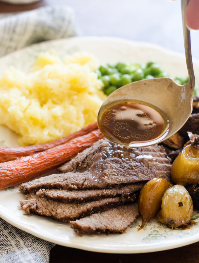How to Cook a Grass-Fed Roast Beef Dinner
