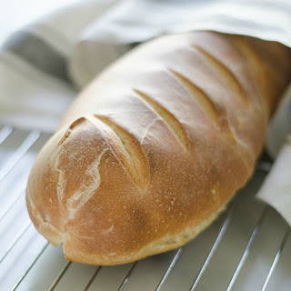 Overnight French Bread + A Care Package with Bob's Red Mill