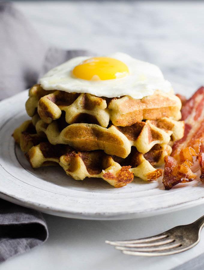 Savory Waffles