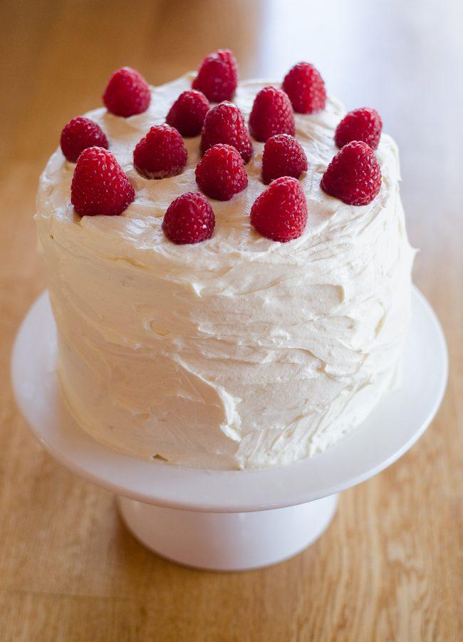 Helen & Jim's Birthday Cake