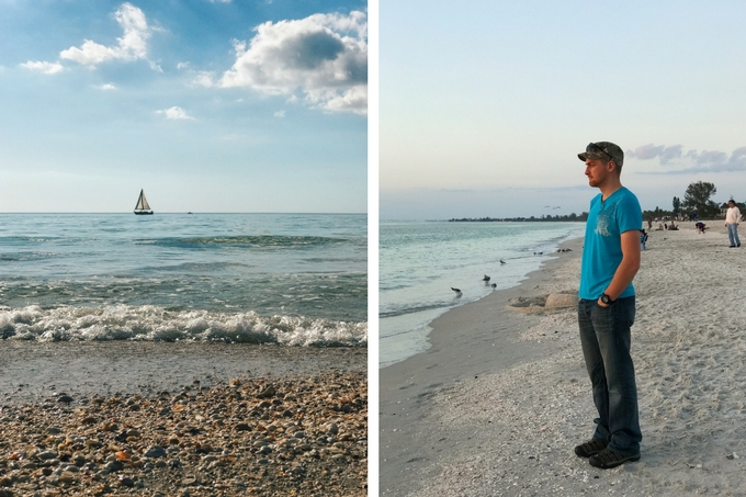 Our Florida Trip - Nokomis Beach
