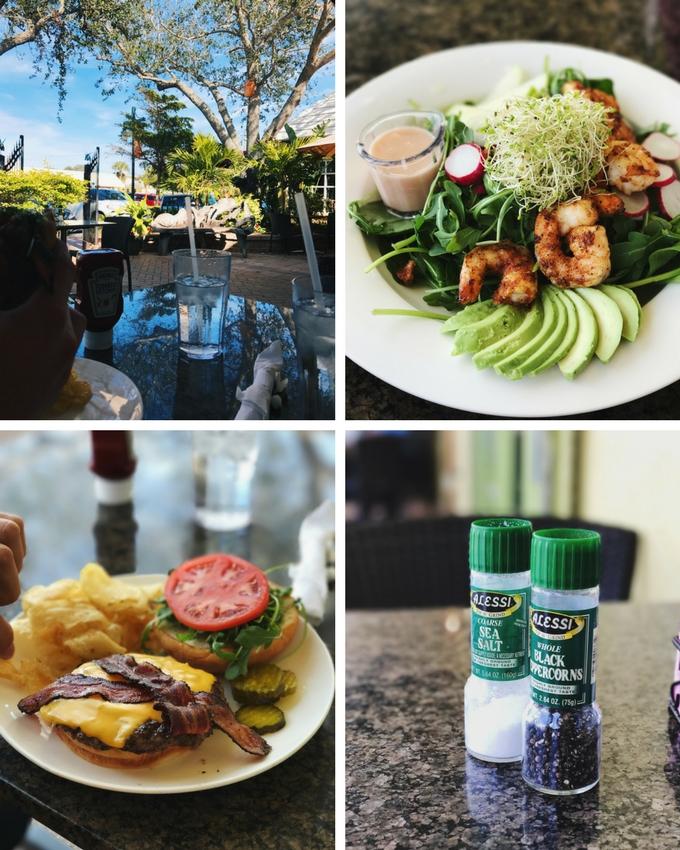 Our Florida Trip - Sun Garden Cafe