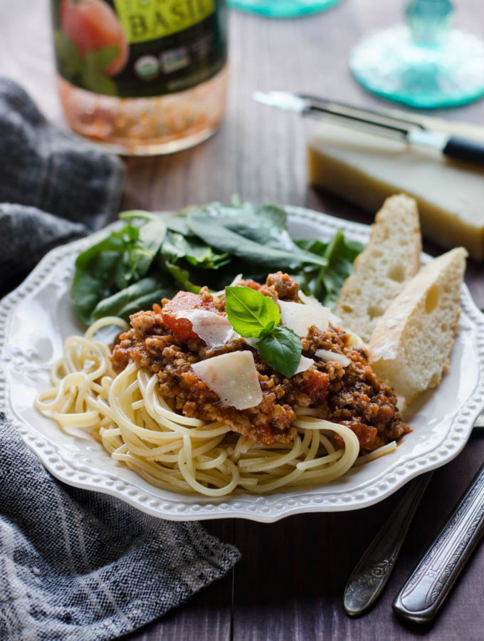8 Ways to Elevate Canned Spaghetti Sauce + Health Update