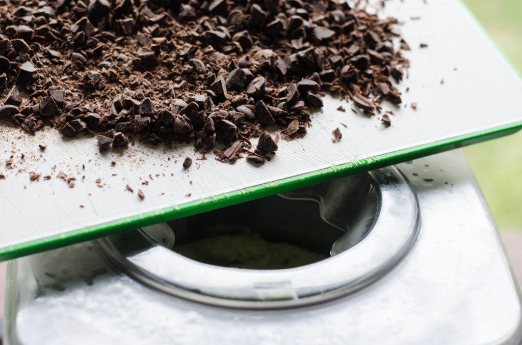 Matcha Chocolate Chunk Ice Cream Recipe