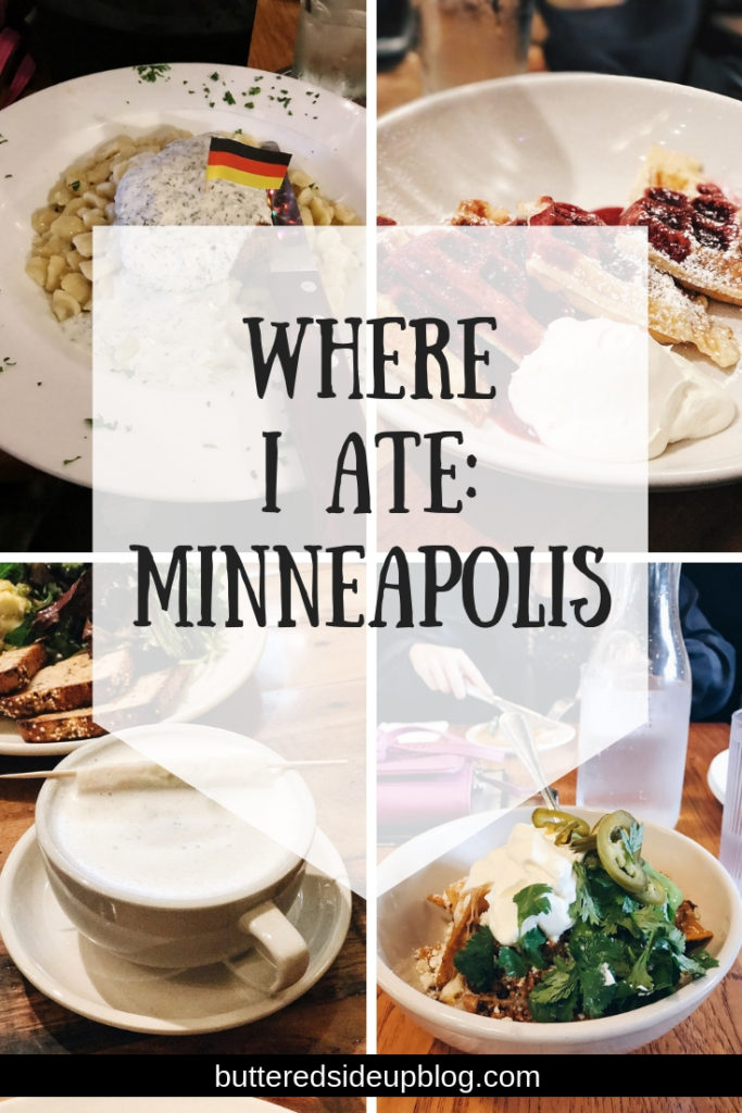 Where I Ate: Minneapolis