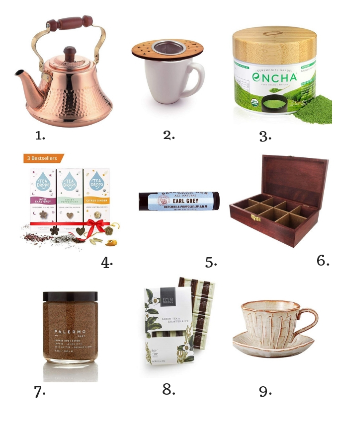 Gift Ideas for the Coffee or Tea Lover