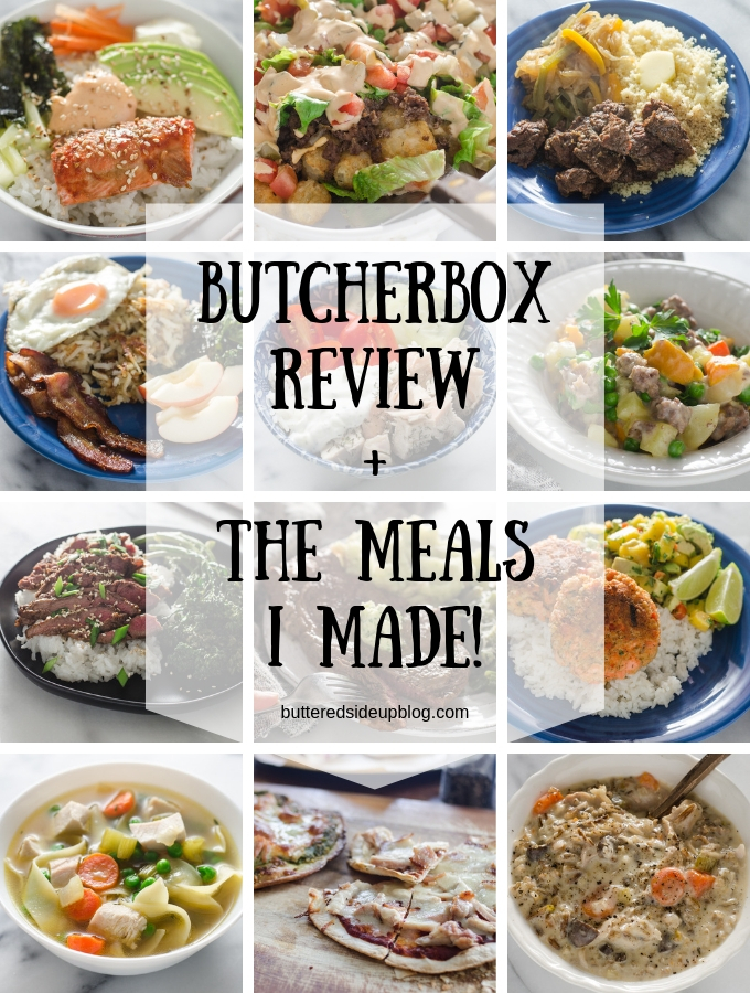 ButcherBox Review: NEW Wild Caught Salmon Box!