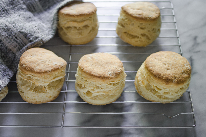Cooling shortcakes