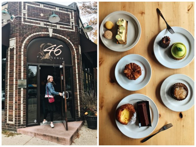 Fun Restaurants in Minneapolis: Patisserie 46 Minneapolis