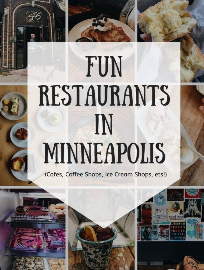 Fun Restaurants in Minneapolis