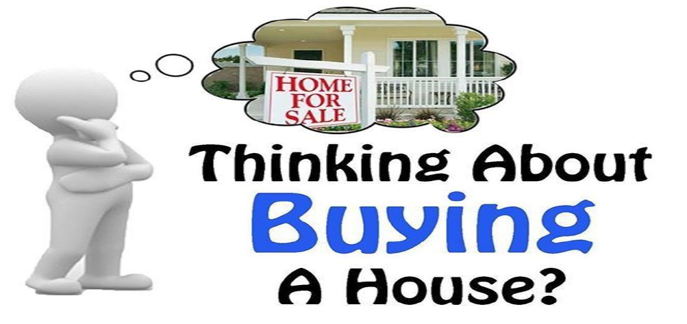 Thinking About Buying a House?