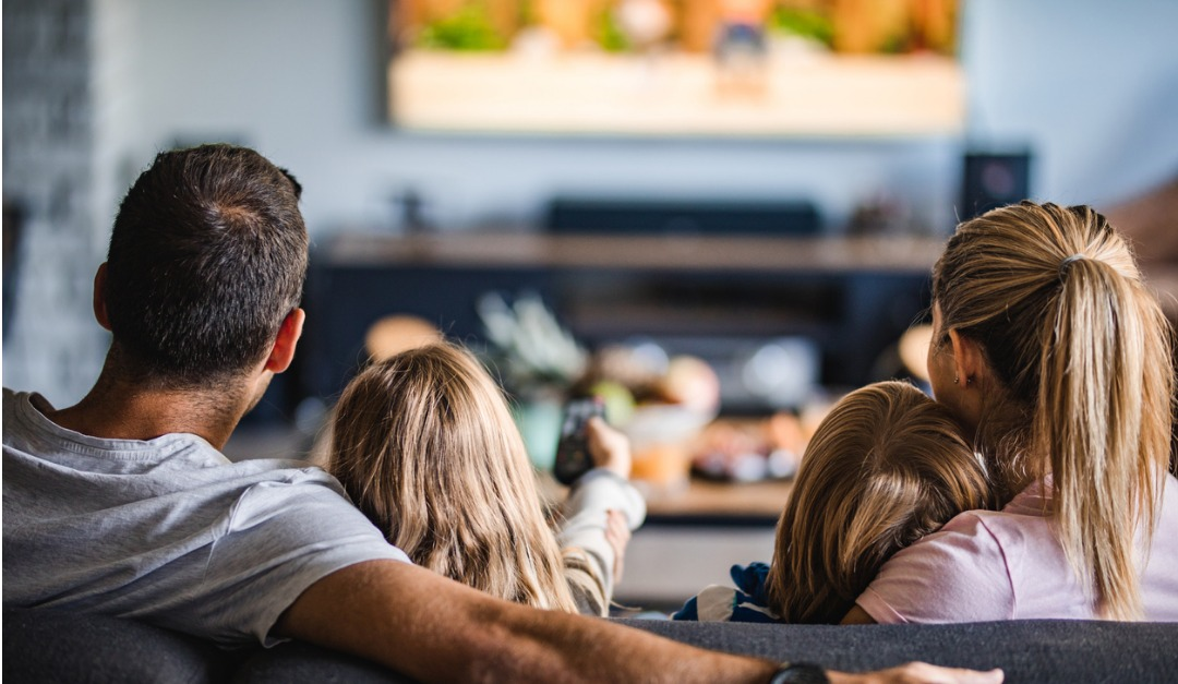 Family Room TV Options to Keep You Entertained