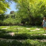 Teri in Sunnyland Labyrinth