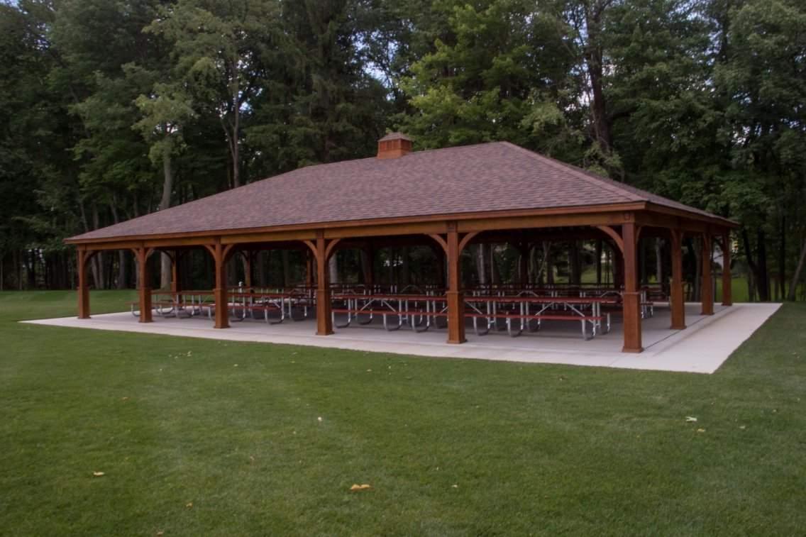 Wood Pavilion, Restored Church of God