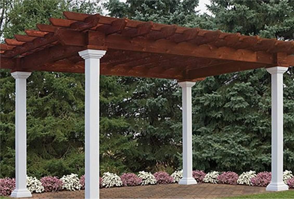 Artisan Wood Pergola