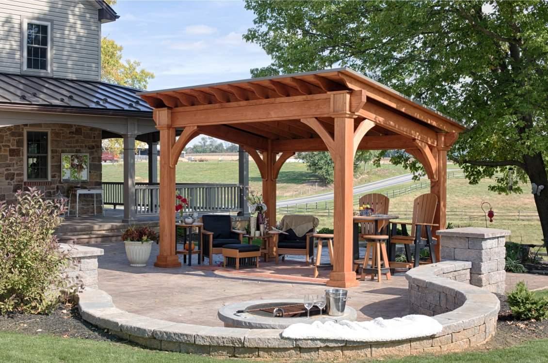 Santa Fe Pine Pavilion
