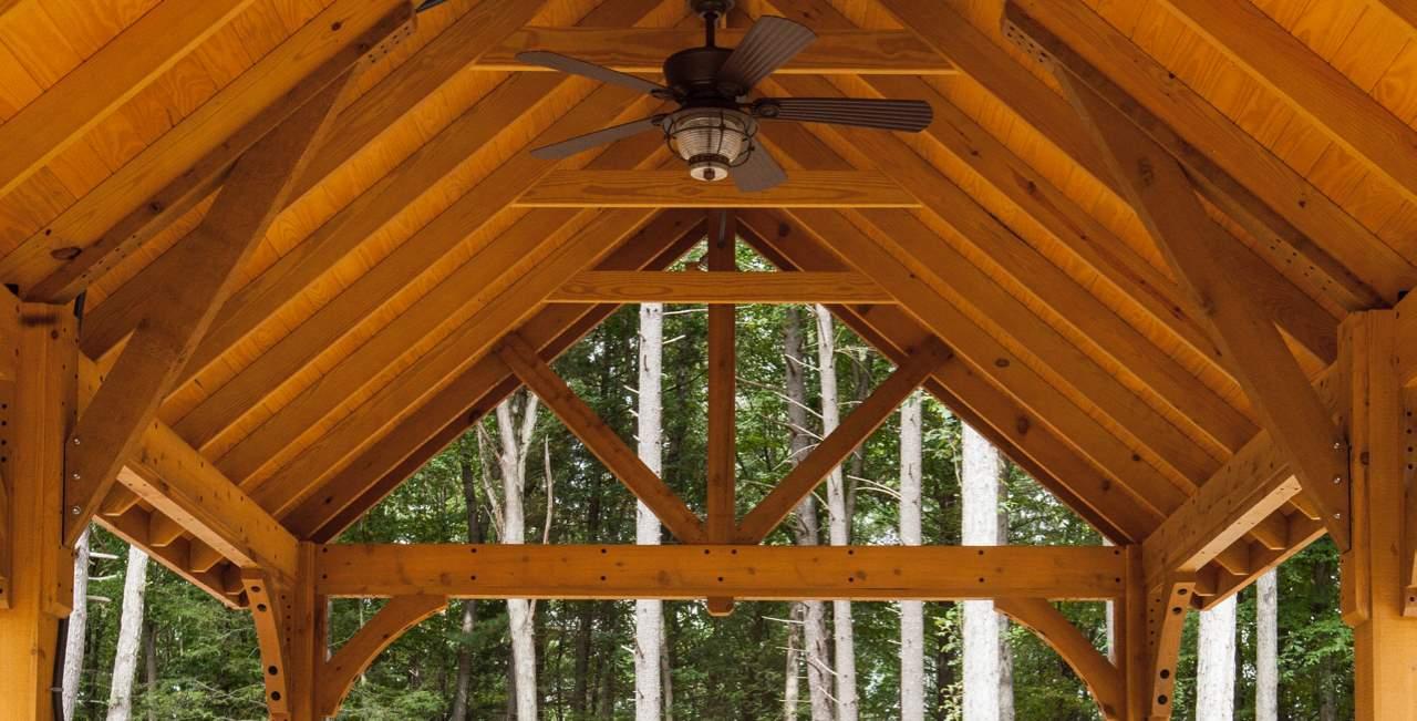 Alpine Cedar Pavilion