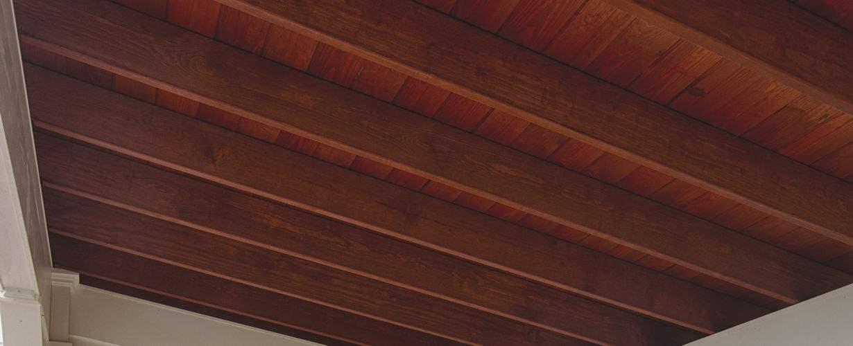 Santa Fe Vinyl Pavilion Ceiling