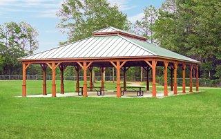 Commercial Pavilion