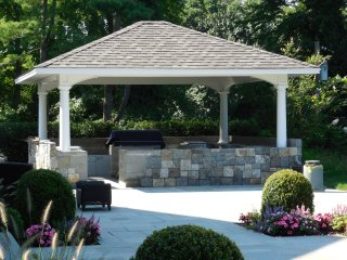 Custom Crafted Pavilions