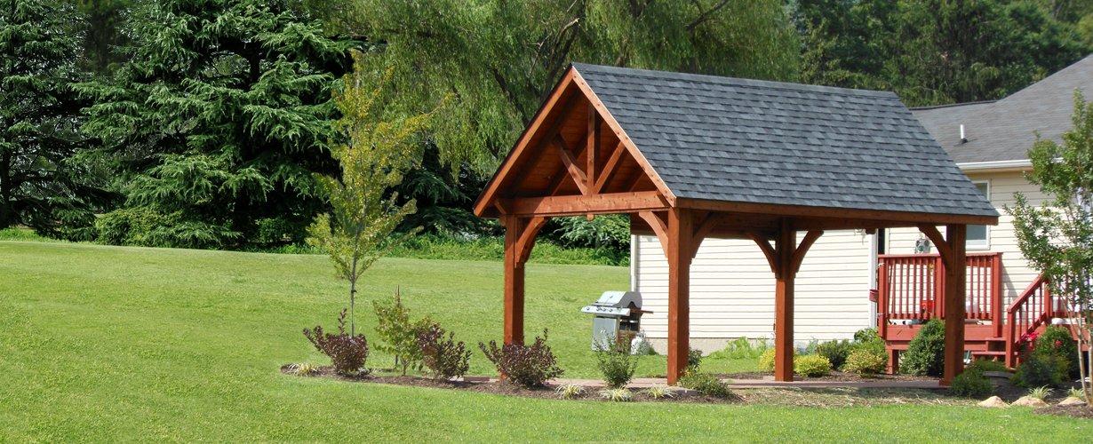 12x16 Alpine Pavilion