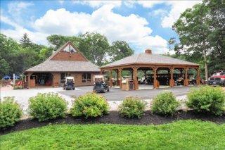 30' x 42' Wood Pavilion
