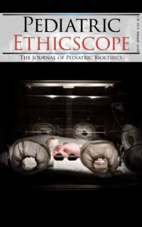 Pediatric Ethicscope, pediatric ethics, bioethics, clinical ethics