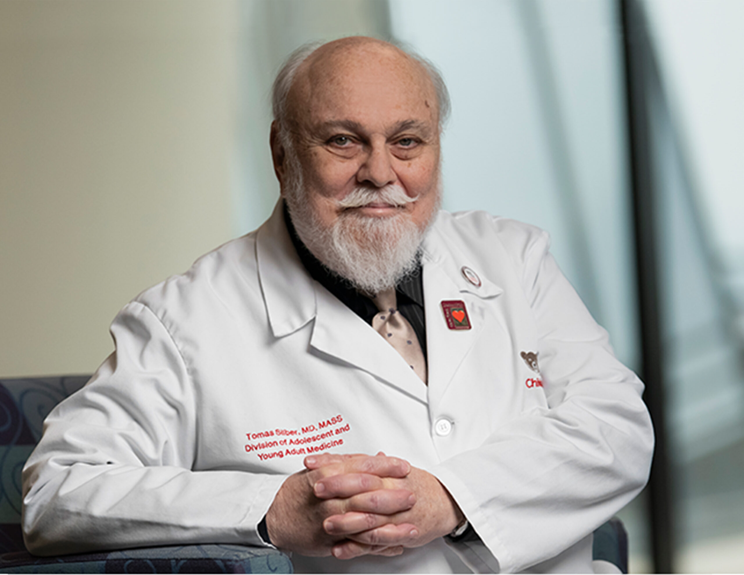 Tomas Silber, Pediatric Ethicscope Editor-in-Chief
