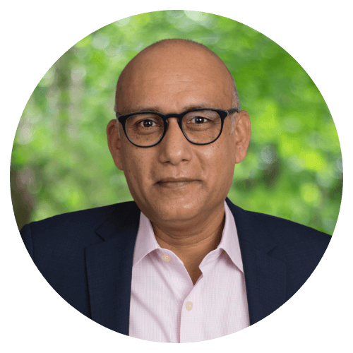 Anup Vidyarthy Chief Information Officer stepping stones group