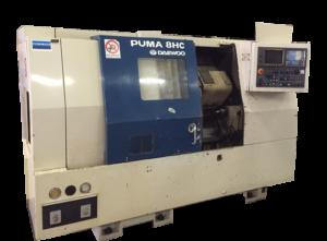Daewoo Puma CNC Lathe