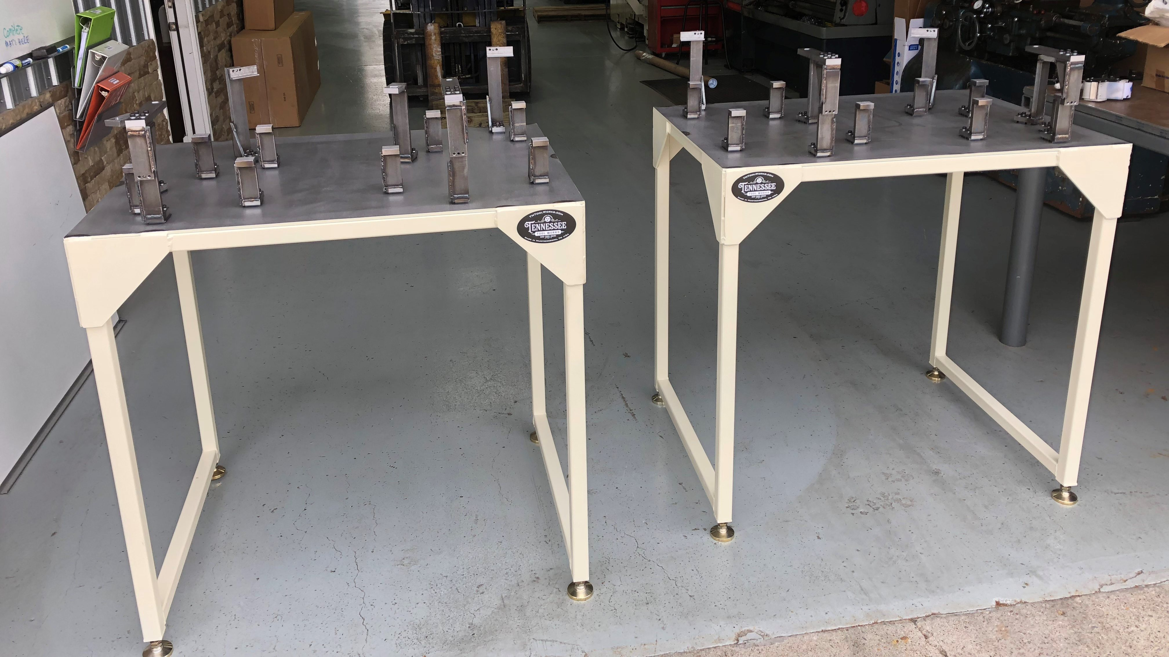 Machined & Fabricated Fixtures