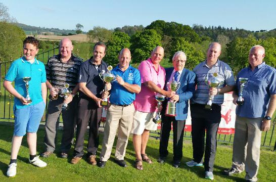Latest news from Lakeside Golf Course