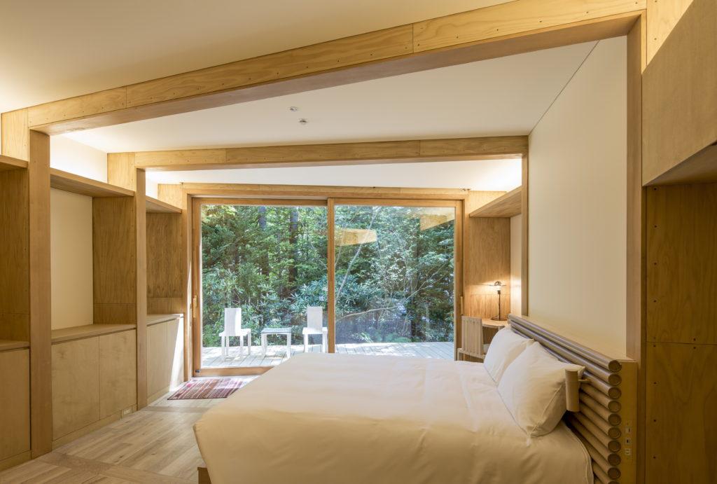 Shishi-Iwa House interior